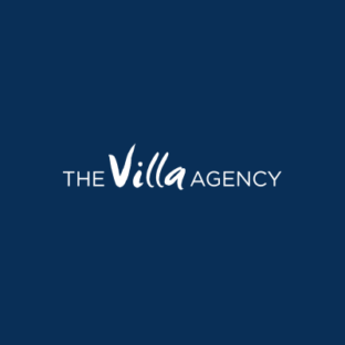 The Villa Agency - Logo