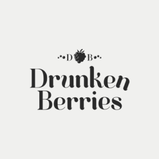 Drunken Berries - Logo