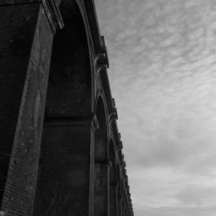Balcombe Viaduct 2 - Photo original taken 05/02/2019