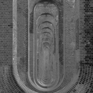 Balcombe Viaduct 3 - Photo original taken 05/02/2019
