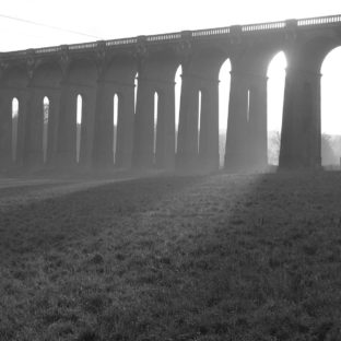 Balcombe Viaduct 4 - Photo original taken 05/02/2019