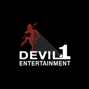 Devil 1 Entertainment logo
